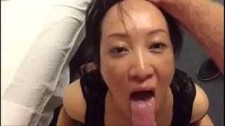 Chinese MILF Facial Swallow.MOV