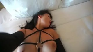 Hot sluty chinese model force to taste her creampie for more videos http://exe.io/R49xfAe