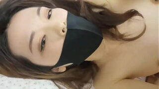 Chinese Girl Gets Creampie and Squeezes Out