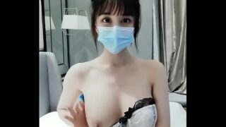 Pretty and Hot Body Chinese Girl Live Sex 4